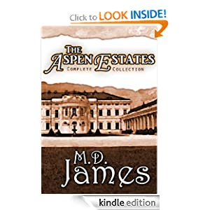 The Aspen Estates: Complete Collection (Concord Series) M.D. James