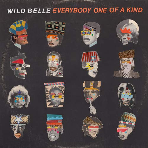 Vinilo : WILD BELLE - Everybody One Of A Kind