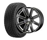 サマータイヤ・ホイール 1本セット 16インチ お勧め輸入タイヤ 165/45R16 + FABULOUS(ファブレス)