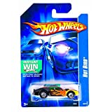 #2006-198 Hot Bird Black Instant Win 07 Card Collectible Collector Car Mattel Hot Wheels
