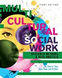img - for Multicultural Social Work Research Methods & Data Analysis book / textbook / text book