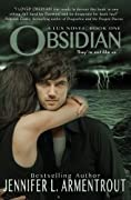 Obsidian by Jennifer L. Armentrout cover image