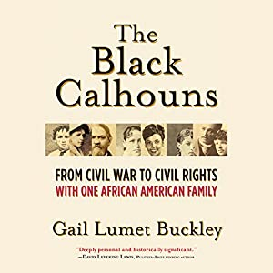 The Black Calhouns Audiobook