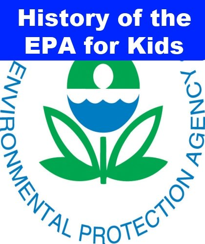 History of the EPA for Kids PDF