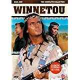 "Winnetou & Karl May DVD Box mit 16 Filmen mit deutschem Tonvon ""Pierre Brice"""