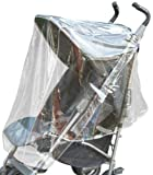 Clippasafe Universal Buggy Rain Cover by Clippasafe Ltd