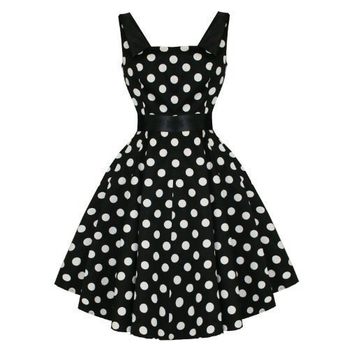 Hearts and Roses London Retro 50s Rockabilly Polka Dot Party