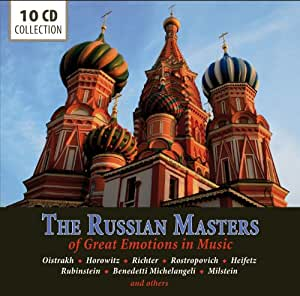 Russian Masters in Music