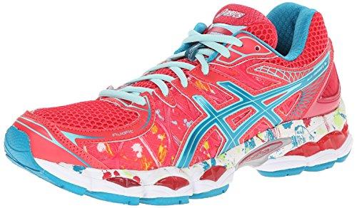 ASICS Women's Gel-Nimbus 16 NYC Running Shoe,Twenty/Six/Two,10 M US