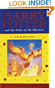 """""""Harry Potter and the Order of the Phoenix"""" (Harry Potter Celebratory Edtn)"""