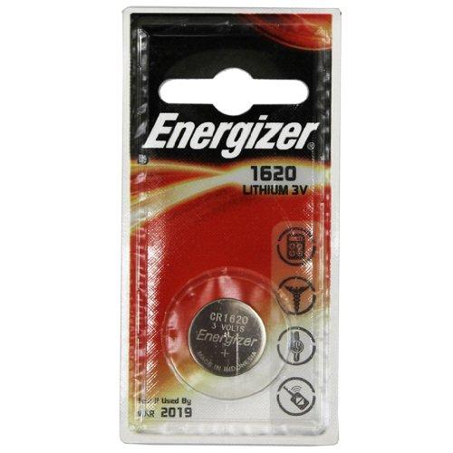 All Trade Direct Lot de 10 X Energizer Cr1620 Dl1620 Lot de clés de voiture