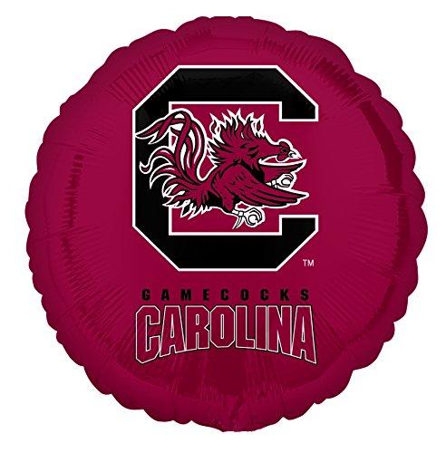 "Anagram International University of South Carolina Flat Balloon, 18"", Multicolor"