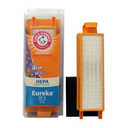 Arm & Hammer Eureka HF-5 HEPA MEDIA Odor Eliminating Vacuum filter 5700, 5800, & 5900 Series (Eureka Filter Hf5 compare prices)