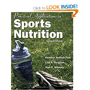 51PfSXS9DWL. BO2,204,203,200 PIsitb sticker arrow click,TopRight,35, 76 AA300 SH20 OU01  Practical Applications In Sports Nutrition, Second Edition [Paperback]
