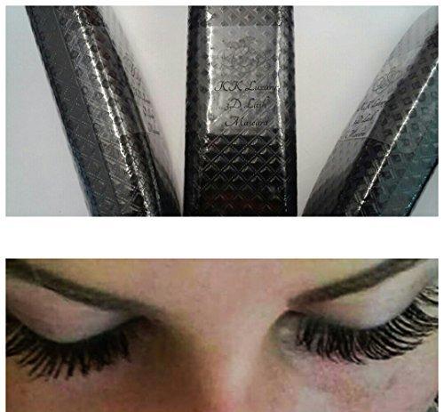 k k luxury 3d fiber lash extention mascara wluxury eyeliner bundle closeout deal by k k - K Pour Karit Coloration