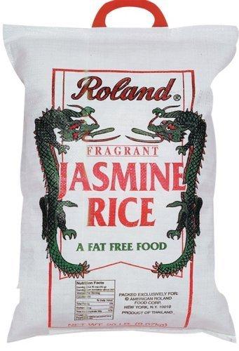 Roland Jasmine Rice, 20 Pound (Roland Basmati Rice compare prices)