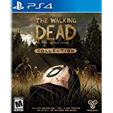 WB Games The Walking Dead Collection: The Telltale Series - Playstation 4 (2 Pack) (Tamaño: 2 Pack)