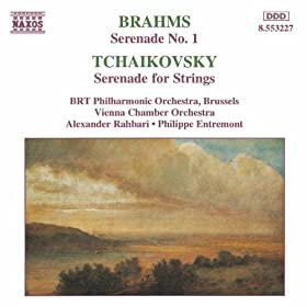 Brahms: Serenade No. 1 / Tchaikovsky: Serenade For Strings