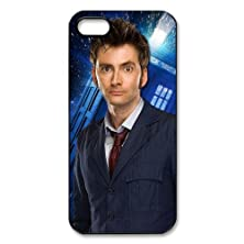 buy Fashion Doctor Who David Tennant Personalized Iphone 5 5S Case Cover -5Sdt09