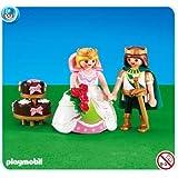PLAYMOBIL 6238 Couple royal de mariés