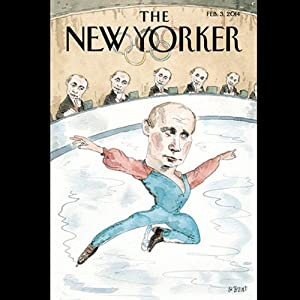 The New Yorker, February 3rd 2014 (Ian Johnson, Ken Auletta, Peter Schjeldahl) Periodical