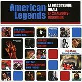 Various Artists La discothèque idéale : American legends by Compilation Coffret