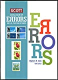 img - for Scott Catalogue of Errors on US Postage Stamps book / textbook / text book