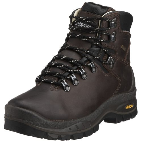 Grisport Men's Crusader Hiking Boot Brown CMG659 10 UK