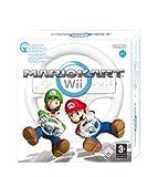 echange, troc Mario Kart Wii + volant wii wheel