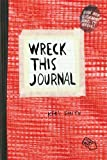 Wreck This Journal (Red) Expanded Ed.