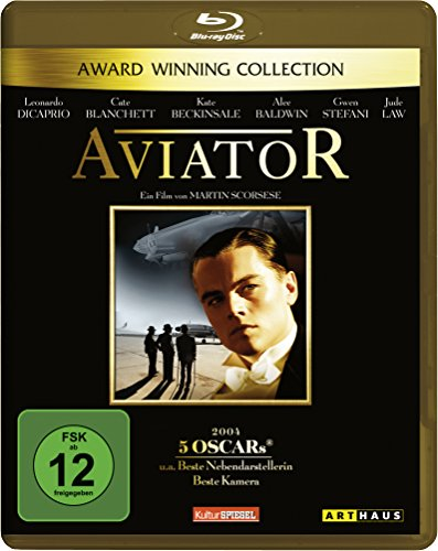 Aviator - Award Winning Collection [Blu-ray]