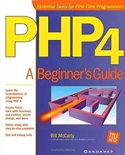 PHP A BEGINNER S GUIDE by Vikram Vaswani