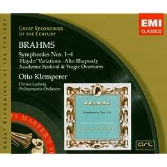 Brahms: Symphonies 1