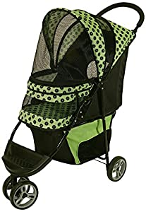 Gen7Pets Regal Pet Stroller, Mint Chip