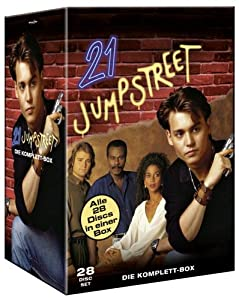 21 jump street the complete series season 1 2 3 4 5 28 dvds european release region 2 uk - 21 jump street box office ...