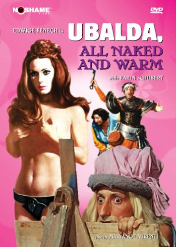 Ubalda All Naked & Warm [DVD] [1972] [Region 1] [US Import] [NTSC]
