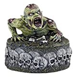 Design Toscano CL6176 Zombie Skull Cauldron Box