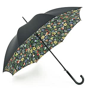 Fulton Bloomsbury Two Women's Umbrella Meadow Floral One Size