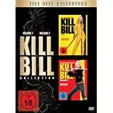"Kill Bill Collection - Volume 1 & 2 [2 DVDs]von ""Uma Thurman"""