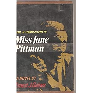 autobiography of miss jane pitman   a novel