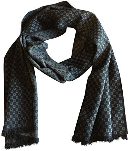 saks-fifth-avenue-collection-mens-100-silk-scarf-grey-black