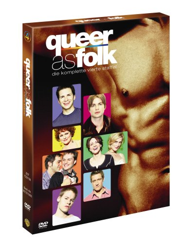 Queer as Folk - Die komplette vierte Staffel [4 DVDs] [Limited Edition]