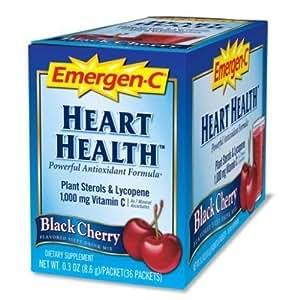 Alacer Emergen-C Black Cherry-Heart (36 pkt)