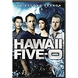 Hawaii Five-O: The Second Season