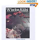 A is for Alibi (Lib)(CD)
