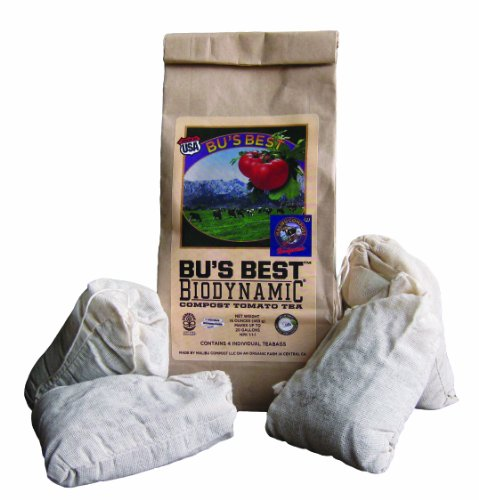 Bu'S Best Biodynamic Compost Tomato Tea