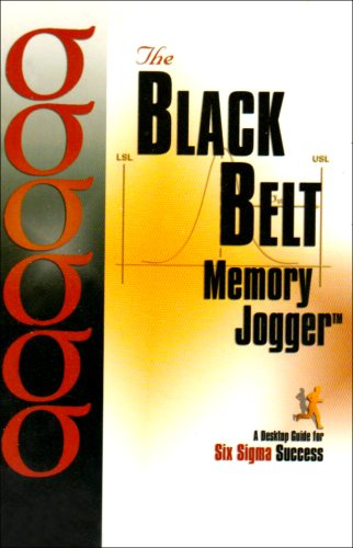 The Black Belt Memory Jogger Desktop Guide