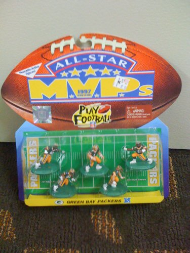 All Star MVP's 1997 Edition Green Bay Packers by Galoob