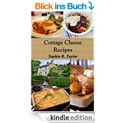 Cottage Cheese Recipes (English Edition)