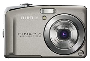 Fujifilm Finepix F50fd 12MP Digital Camera with 3 x Optical Image Stabilization